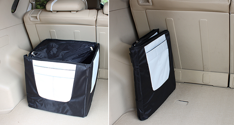 DETAIL foldable car bag