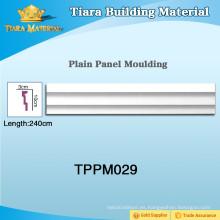 Moldura de panel de pared multicolor PU Completo en Especificaciones