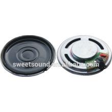 piezo speaker 16ohm 23mm micro speaker