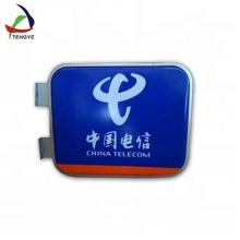 Caja de luz led de plástico moldeado al vacío personalizado