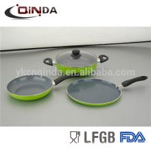 4 шт керамическая сковорода набором популярных в Индийский рынок