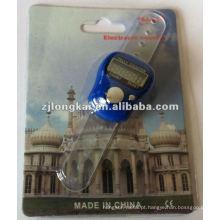 presente romo azul presente macca certificação CE mão contador digital contador de dedos