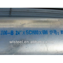 best quality hot dip weight of gi pipe standard length