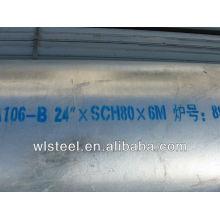Наилучшее качество горячего погружения ги стандартной трубы стандартной длины