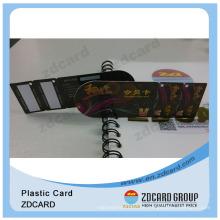 Plastic Membership Cards / Spezielle Stanzkarten / VIP Geschenkkarten