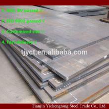 Placa de aço laminada a alta temperatura AR400 AR500 NM400 NM500