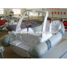 factory fiberglass boat/marine with pac