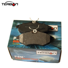 High Performance Disc Brake Pad Set for CITROEN