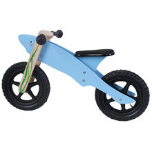 "Wooden Bike 12"" Shark/Rider Toys/Children Bicycle/Toy/Baby Balance Scooter"