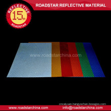 Manufacturer supply 8years reflective sheeting
