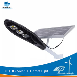 DELIGHT DE-AL03 solar LED Outdoor Street Light
