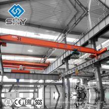 электрический однобалочный мостовой кран 15 тонн, 15 тонн мостового крана