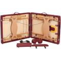 Деревянный складной массажный стол (THR-WT003A)