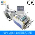 Машина для производства стрейч-пленки для ПВХ (SLW700)