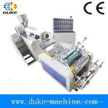 El estiramiento del PVC se pega la película que hace la máquina (SLW700)