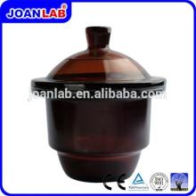 JOAN Lab Amber Vidro Desecador Com Porcelana Plate Fornecedor