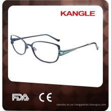 2015 nuevas gafas de metal modelo OEM de moda