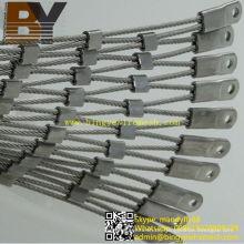 Flexible Seil Mesh Netting Balustrade für Marinas