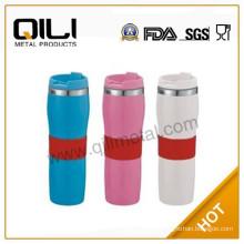 2013 new type stainless steel travel mugs
