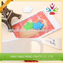 Maple leaf customize sequin factory
