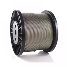 Hilo de acero inoxidable AISI316 1X7 de 0,24 mm a 6 mm de diámetro
