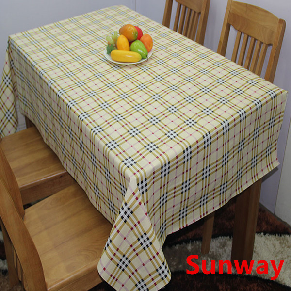 Plastic Table cloth