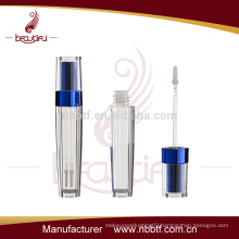 60AP18-5 China goods wholesale cosmetic lip gloss packaging transparent lip gloss tube