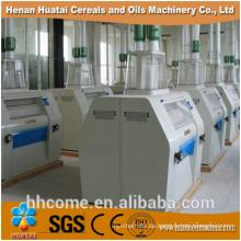China-Lieferanten-kleine Weizen-Weizen-Verarbeitungsmaschine mit CER
