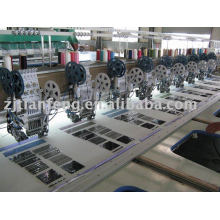 607 computerized double sequin embroidery machine cheap price
