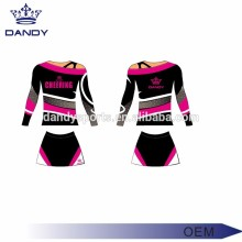 Custom Stripes Diamonds Cheerleader Skirt