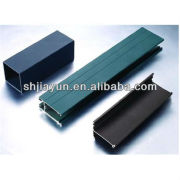 black powder coating paint alu products made in china