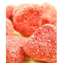 IQF congelant la fraise organique HS-16090901