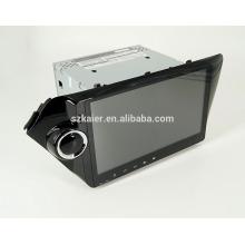 Lecteur DVD de voiture, usine directement! Quad core android pour voiture, GPS / GLONASS, OBD, SWC, wifi / 3g / 4g, BT, lien miroir pour K2