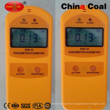 China Coal Rad-35 Gamma and Beta Radiation Meter