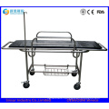 Qualified Stainless Steel Multi-Function Emergency Hospital Transport Stretchers