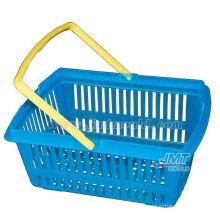 plastique de haute qualité produits ménagers porter panier moule moule en acier en plastique prix usine