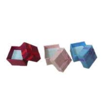 Caixas de exposição coloridas econômicas do anel da espuma do papel do cartão (PB-R1)