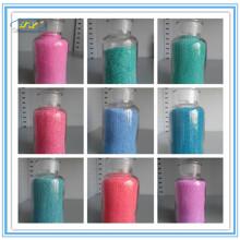 Different Color Speckles for Detergent Powder