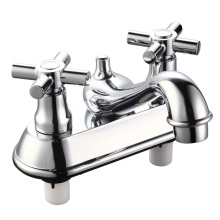 Vier Zoll Chrome ABS Wasserhahn (JY-1116-P)
