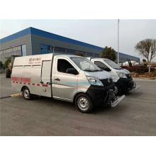 Voiture de nettoyage de route de moteur d'essence 98hp