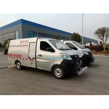 98hp gasoline engine road cleaning car