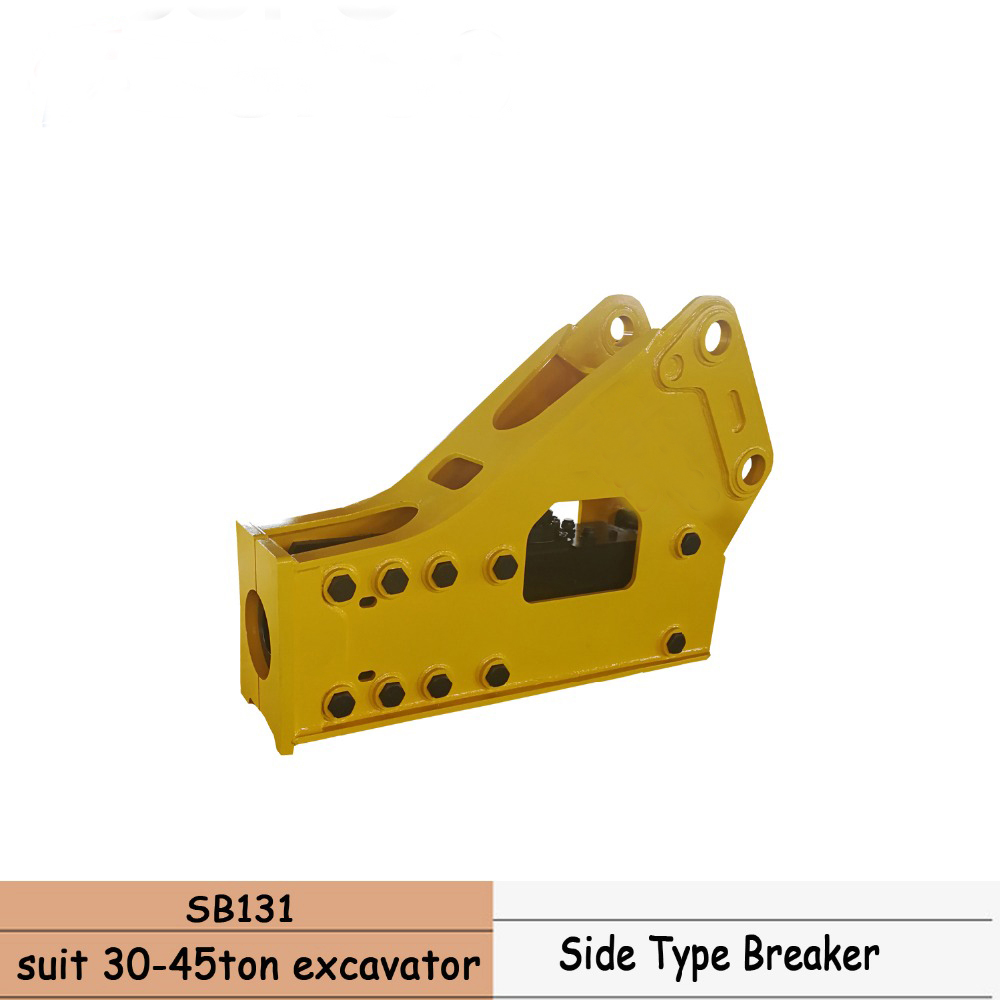 Easy Maintenance Excavator Parts