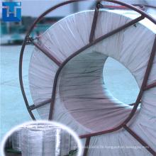 Ferro alloy cored wire for steel production Ferro Calcium Alloy