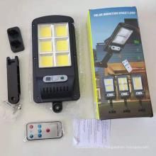 Lâmpada de rua solar multi-estilo lâmpada LED para paisagem