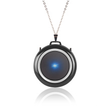 oem  negative ion disinfection ultraviolet light purification mini ionizer necklace purifiers anion air purifier