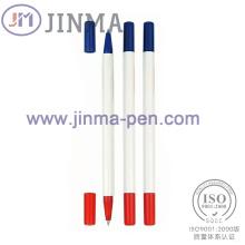 Продвижение пластик 2 в 1 шариковая ручка Жм-M023