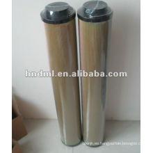 FILTREC Cartucho del filtro de aceite del ciclo RHR2600G03B, parte movible del filtro de aceite de la maquinaria portuaria