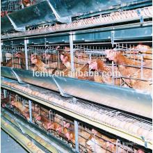 Geflügel H oder A Typ Huhn Schicht Batteriekäfige