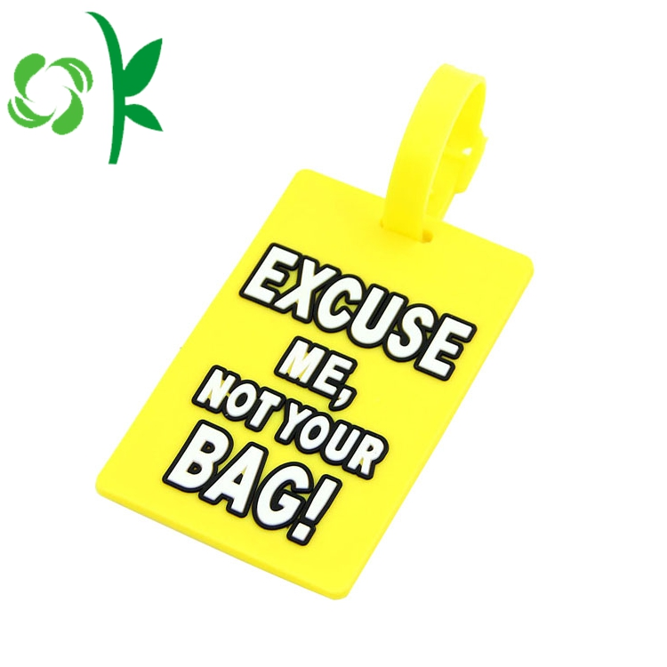 Cartoon Custom Luggage Tag
