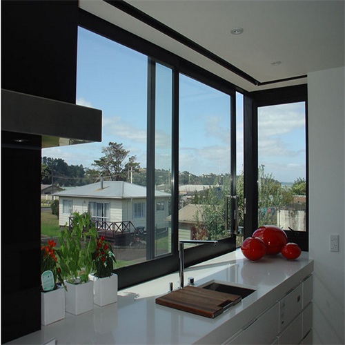 Aluminum Sliding Windows with Low E Glass